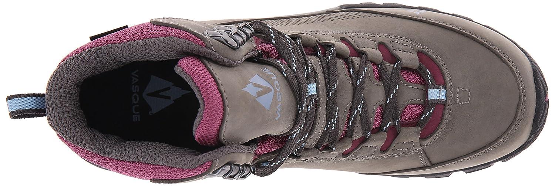 Vasque Women's Talus Trek UltraDry Hiking Boot B00TYJYOYQ 7.5 W US|Gargoyle/Damson