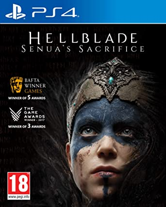 Resultado de imagen de HellBlade: Senua's Sacrifice videogame ps4