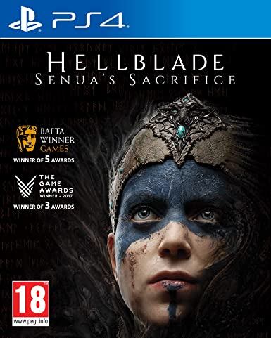 Amazon Com Hellblade Senua S Sacrifice Ps4 Video Games