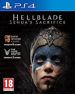 Hellblade: Senuas Sacrifice (Ps4)