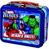 Heroes Unite Marvel Lunchbox Game