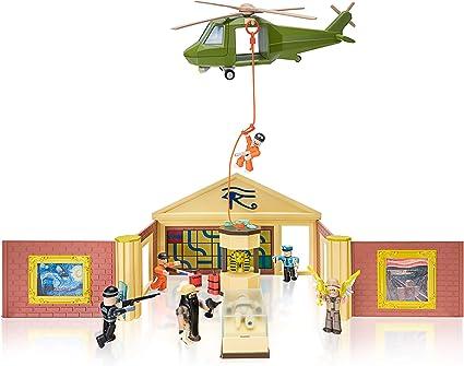 Roblox Jailbreak Museum Heist Deluxe Play Set 33 Pieces Collectable Action Block