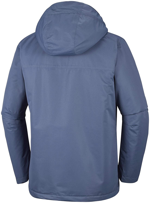 Columbia Columbia Columbia Wasserdichte Jacke für Herren, South Canyon Lined Jacket, Polyester, Grau B07GZGL1C6 Jacken Ausgewählte Materialien c0cdfa