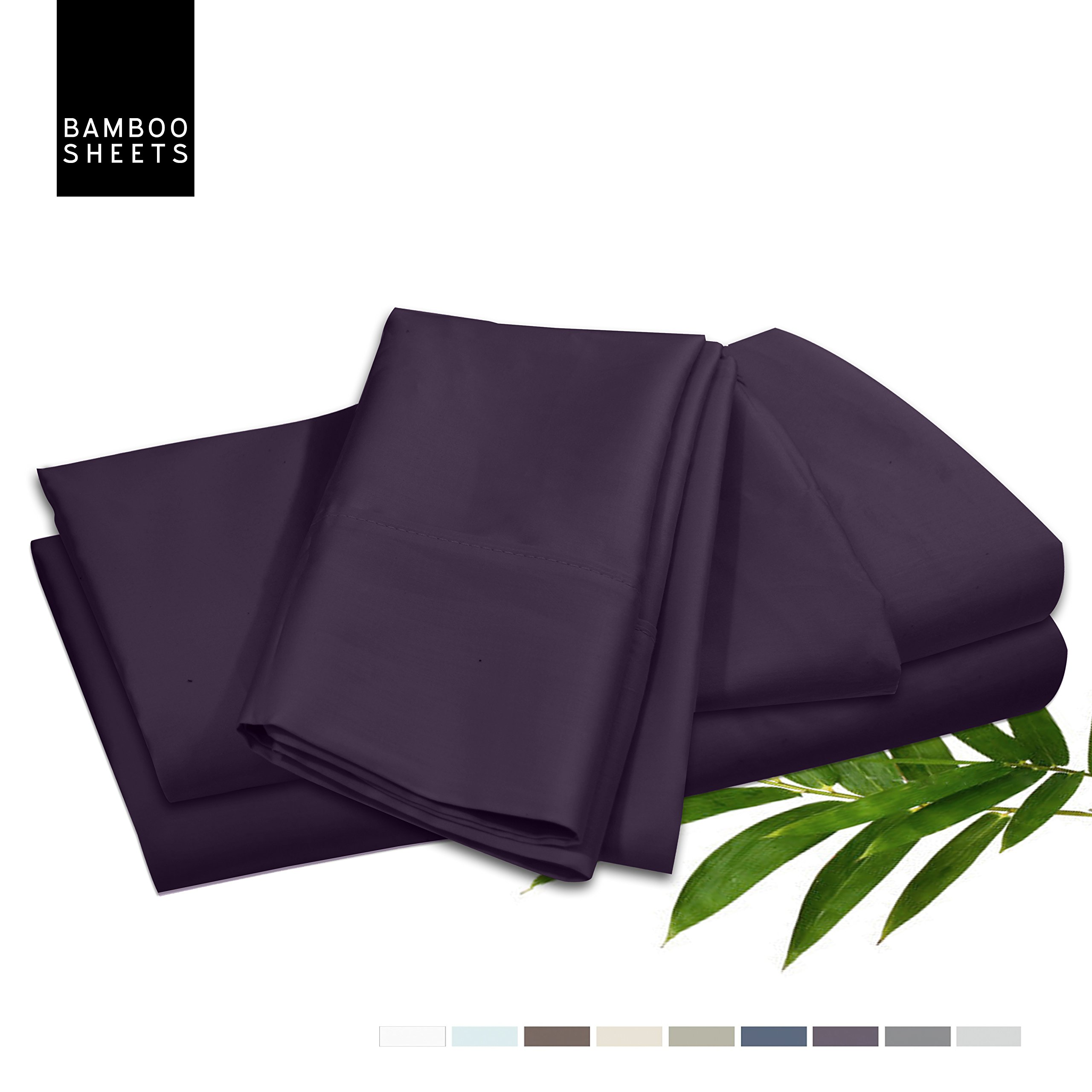 queen sheets bed set sheet product bamboo