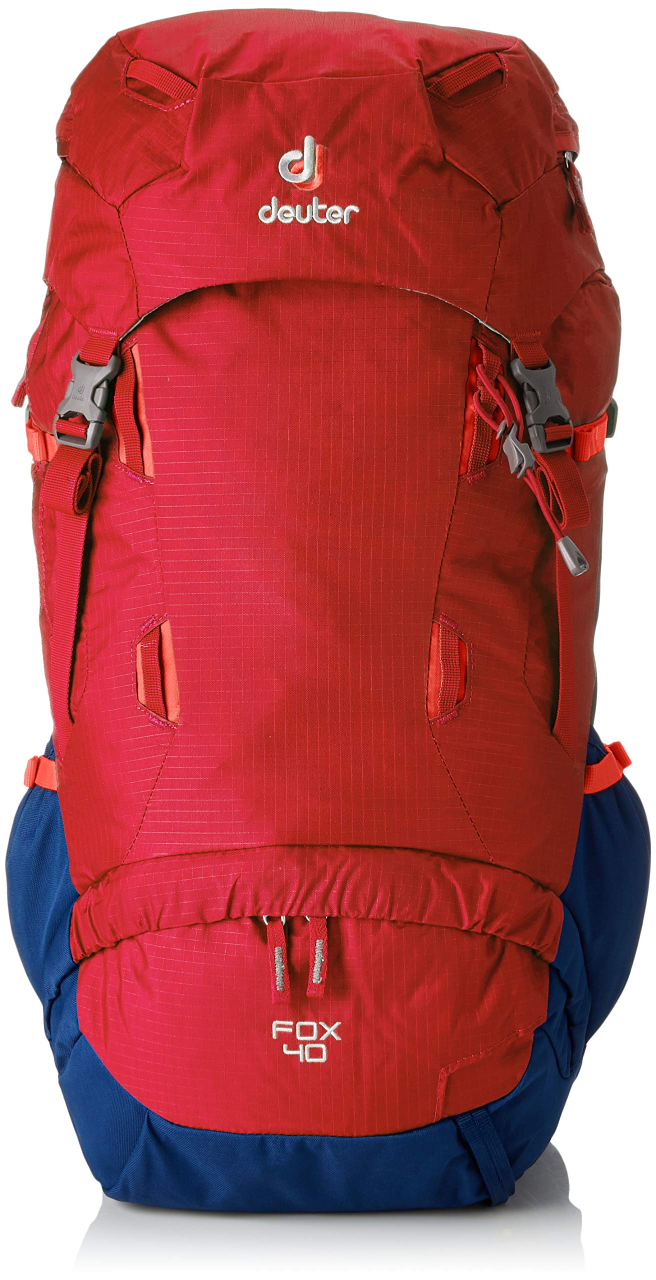 Deuter Fox 40, Cranberry/Steel