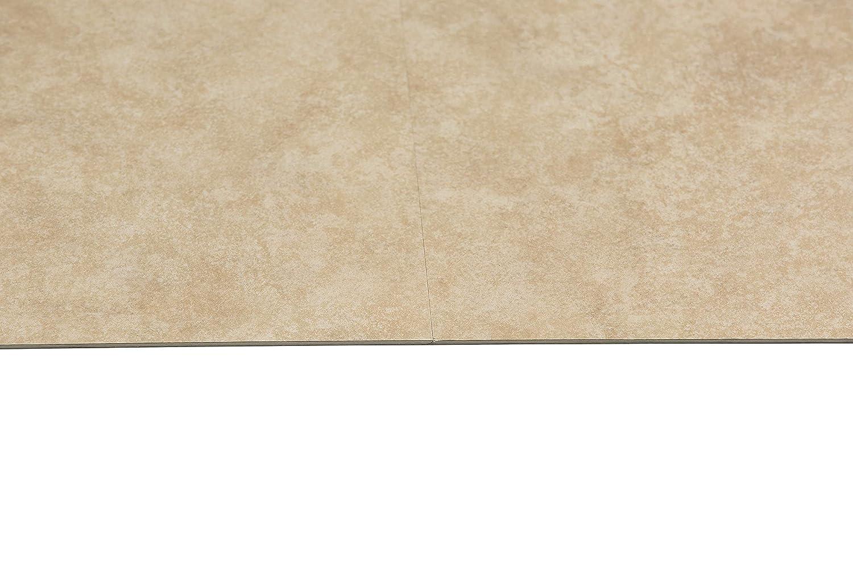 caja 1,86 m/² Suelo vin/ílico click formato loseta 608 x 308 mm.