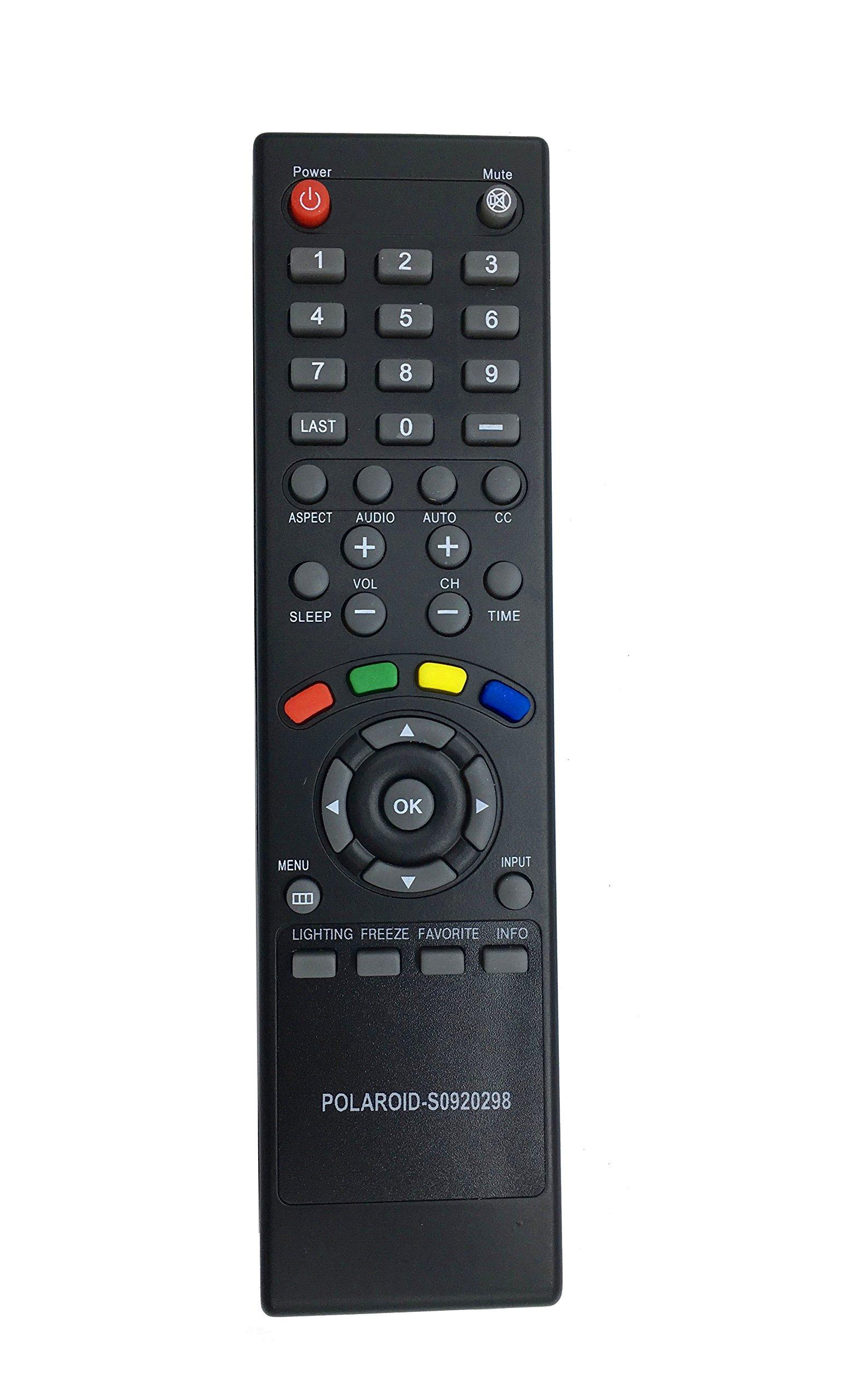 Control Remoto Vinabty S0920298 Polaroid S0920298 Lcd Tv ...