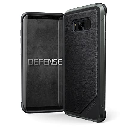 Amazon.com: X-Doria Carcasa Defense Lux para Samsung Galaxy ...