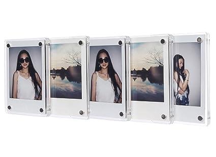 Amazon.com: [Fujifilm Instax Mini Frame] -- CAIUL Clear Acrylic ...