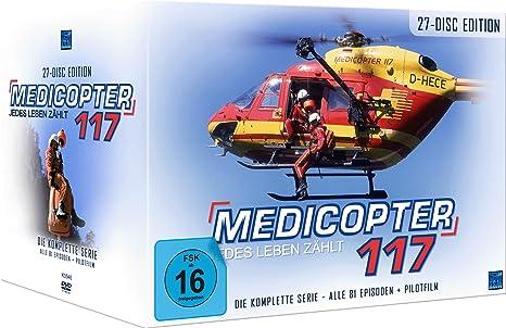 Medicopter 117 Jedes Leben Zählt Die Komplette Serie
