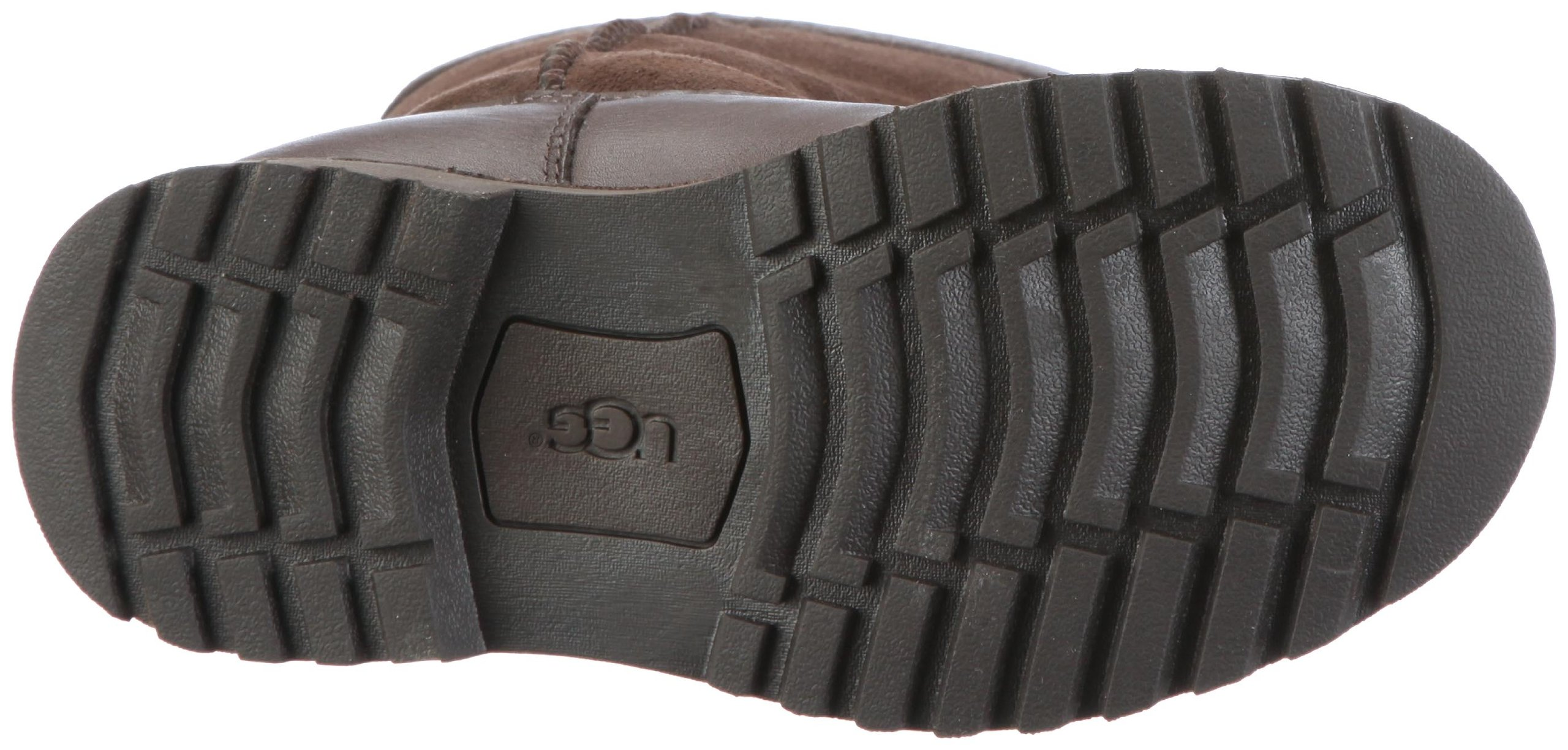 UGG Australia Children's Riverton Suede Boots,Chocolate/Chocolate,5 Child US by UGG (Image #3)