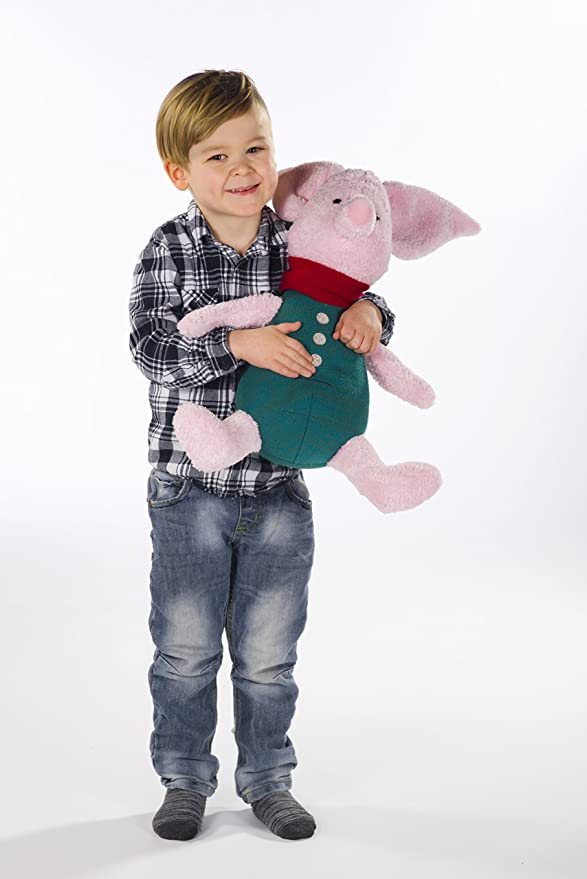 Disney Christopher Robin Collection - Peluche de Winnie The Pooh (50 cm): Amazon.es: Juguetes y juegos