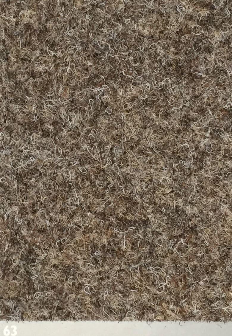 Variante verschiedene L/ängen BODENMEISTER BM73501 Teppichboden Nadelfilz Nadelvlies Meterware Objekt beige braun 200 cm und 400 cm breit 3 x 2 m