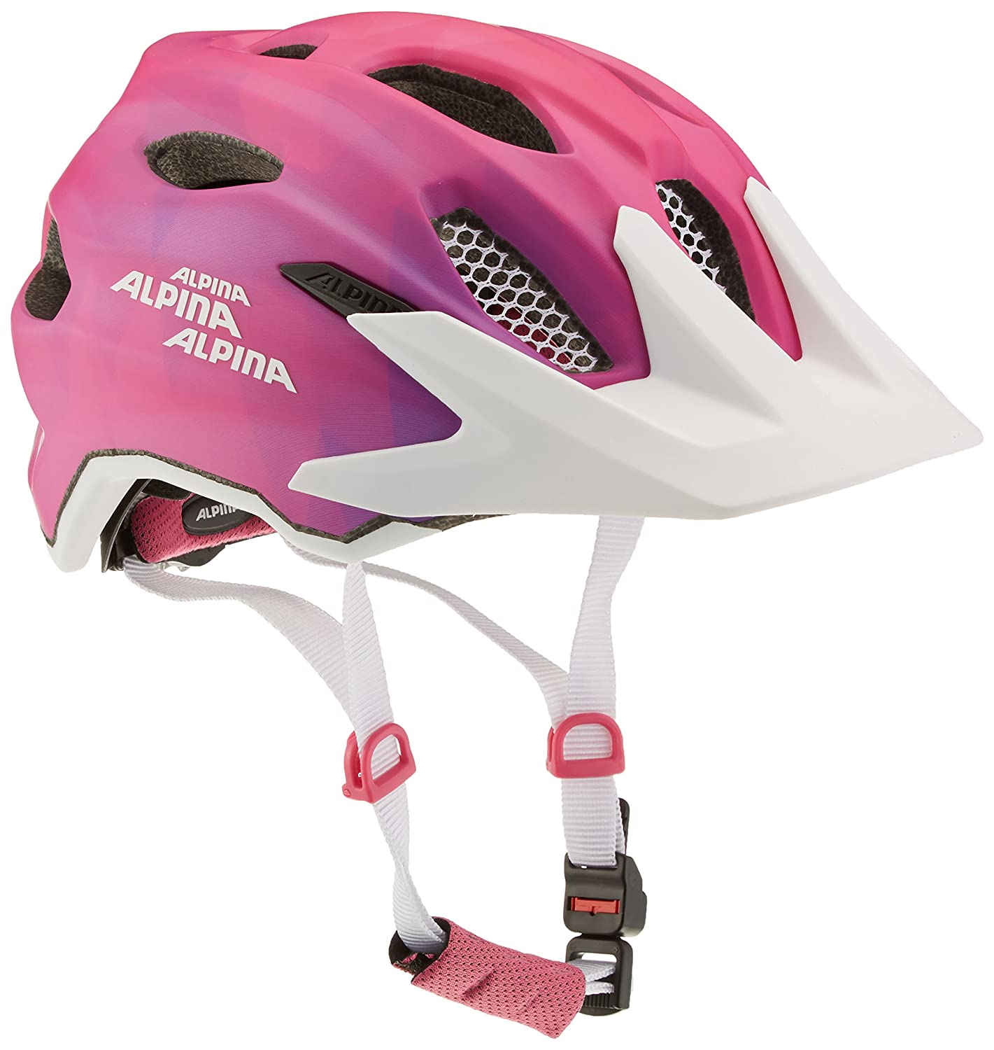 ALPINA Kinder Radhelm Carapax JR Flash Fahrradhelm