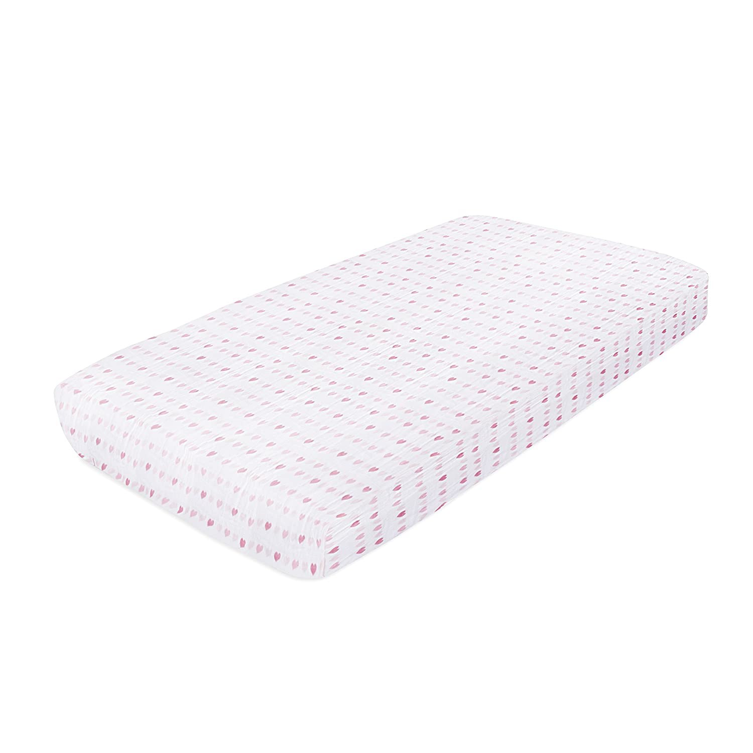 amazon com ideal baby by the makers of aden anais crib sheet