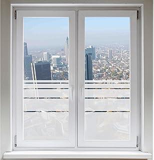 Lavicom Sichtschutzfolie Fensterfolie Glasdekorfolie Dynamische