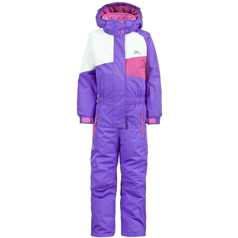7cd342bd4 Amazon.com  Trespass Childrens Kids Wiper One Piece Ski Snow Suit ...