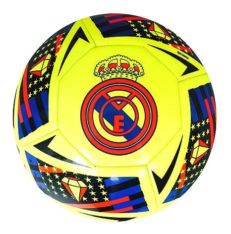 Balón oficial del Real Madrid Fútbol Club de Spedster, edición ...