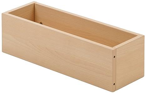 Geuther 4866 - Caja para guardar cosas, de madera
