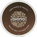 Biona Beurre de Cacahuètes Bio Lisse 1 kg - Lot de 2