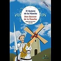 El Quijote de la Mancha (Bilingüe)