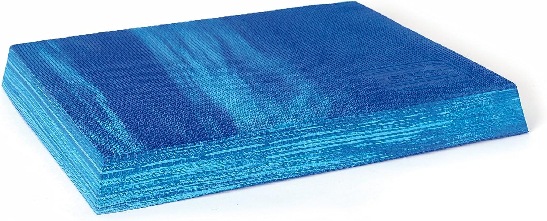 Gleichgewichtsmatte Koordination Stabilit/ät blau SISSEL Balancefit Pad 50cm