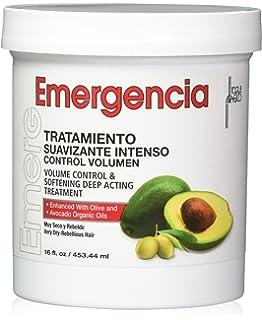 Mascarilla Capilar Emergencia De Aguacate Y Aceite De Oliva 453ML- Control De Volumen Y Tratamiento