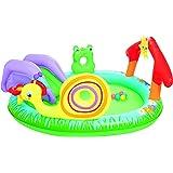 Bestway 53055 - Playcenter Gioca e Cresci, 211 x 155 x 81 cm, Multicolore