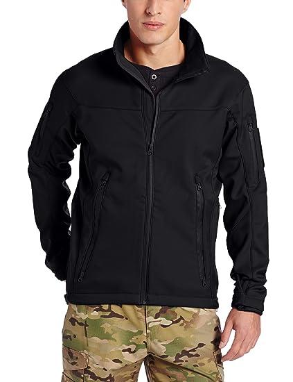 Amazon.com  Tru-Spec Men s 24-7 Tactical Softshell Jacket  Sports ... ef2eaf163d4