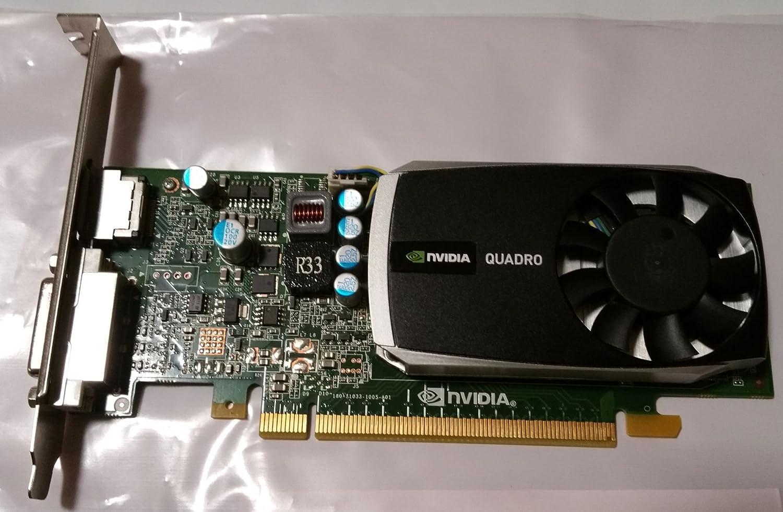 NVIDIA Quadro 600 1.0GB Graphics Card