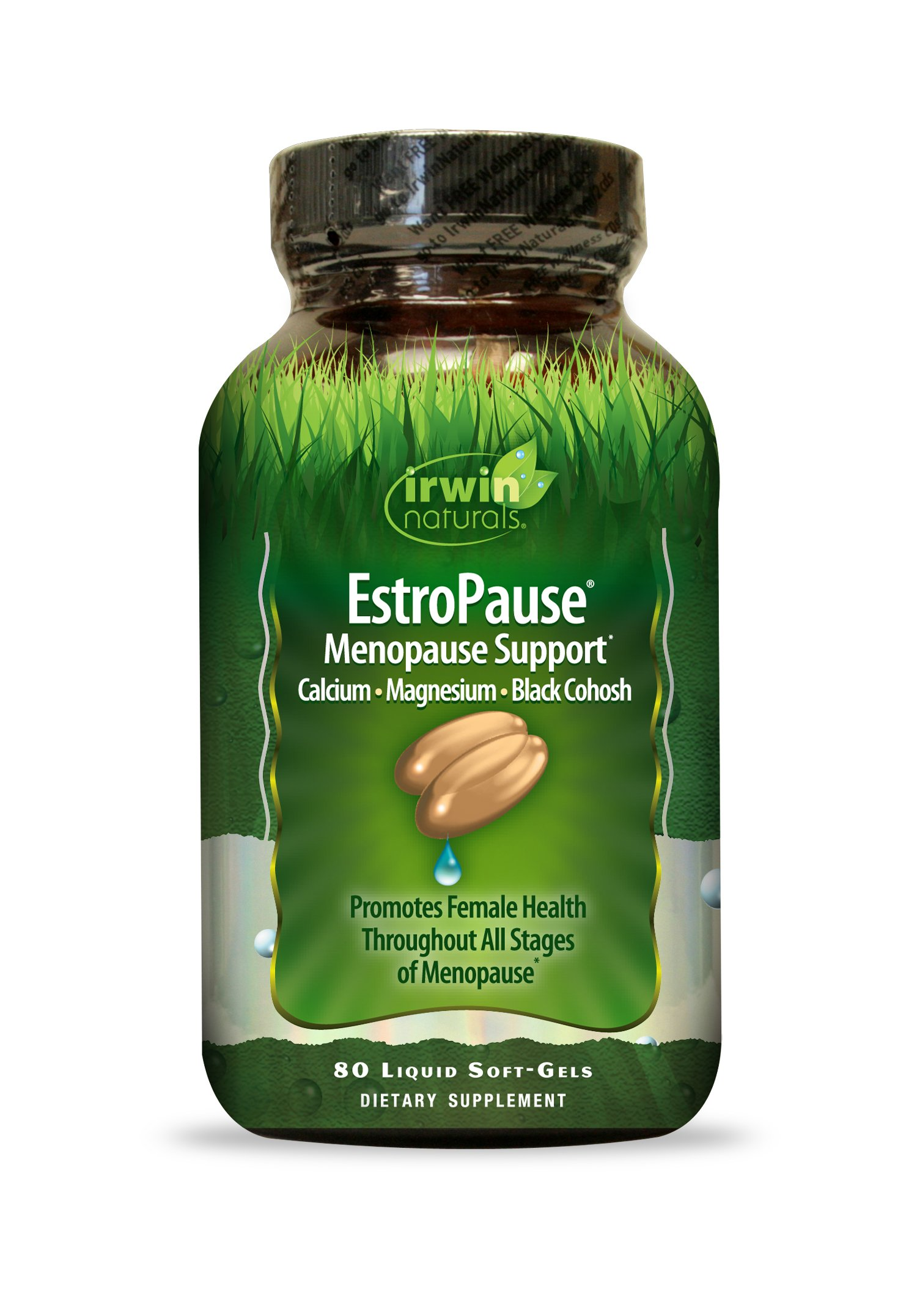 Irwin Naturals Estropause Menopause Support 80 Count