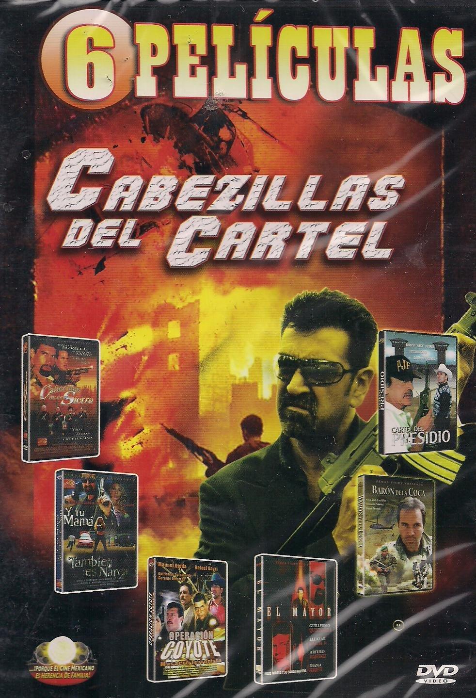 Amazon.com: CABEZILLAS DEL CARTEL/Y TU MAMA TAMBIEN ES NARCA ...