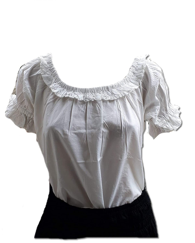 Damen Gothic Bluse Liliana Inter-Moden Steampunk