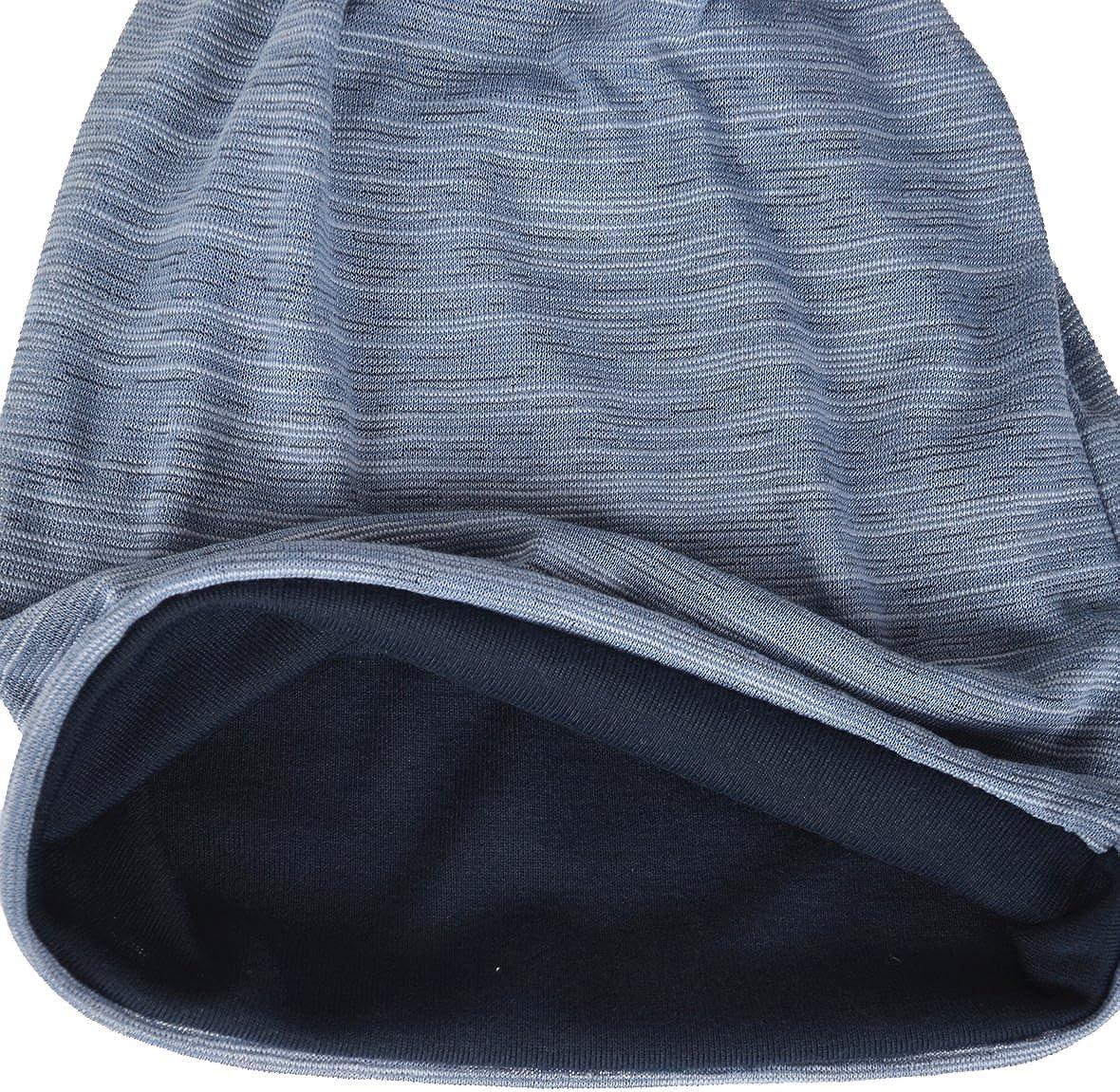 Moresave Fraeun Spitze Blumen Baumwolle Slouch M/ütze Hut Chemo Cap Stretch Turban Kopfbedeckungen