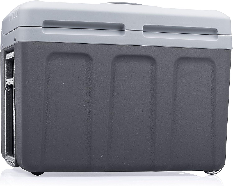 Tristar KB-7540 Nevera portátil Termo eléctrica, Gris, 40 litros