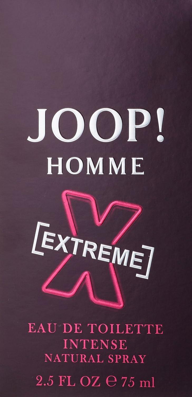 Joop Extreme Eau De Toilette Vaporisateur Spray For Men 75 Ml Guerlain Lamp039instant Pour Homme Parfum 75ml Beauty