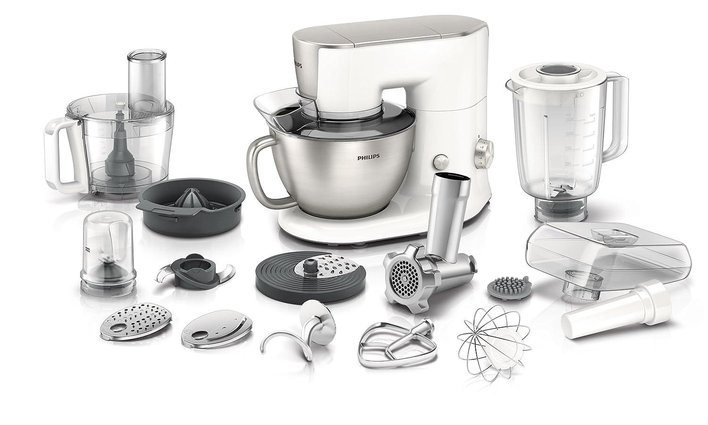 ▻ Küchenmaschine Tests - 5 Top Modelle genauer betrachtet + Ratgeber