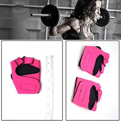 Levantamiento de pesas guantes ideales damas para entrenamiento culturismo Fitness ejercicios entrenamiento de conducción deportiva al