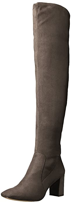 d1f5624b68d Nine West Womens Xperian Closed Toe Knee High Fashion Boots