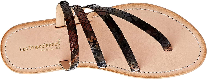 Belarbi Damia Sandale Plate Femme Les Trop/éziennes par M