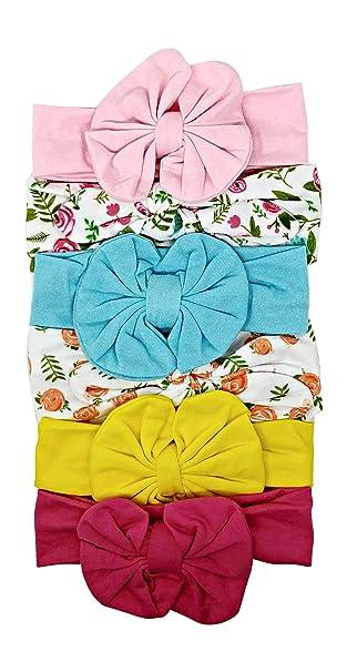 Hawaiian Baby Headband Collection - Hot Pink 46763b1386d