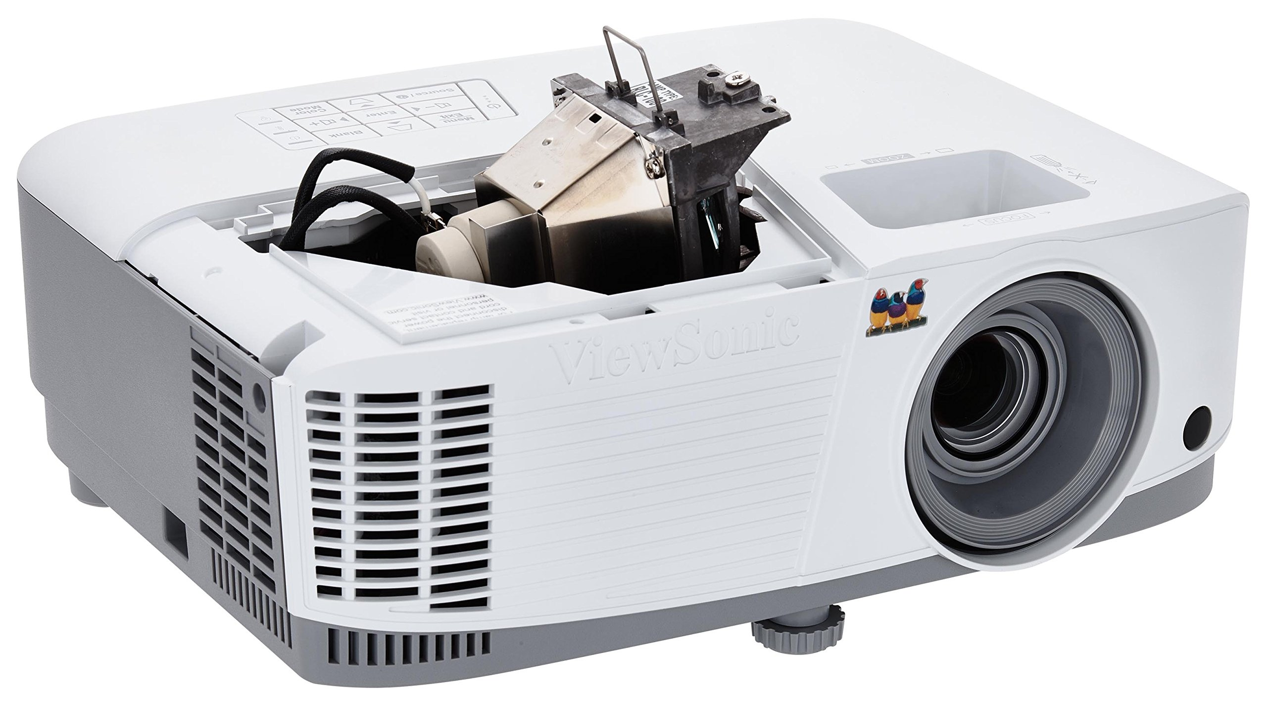ViewSonic PA503S 3600 Lumens SVGA HDMI Projector for Home and Office by ViewSonic (Image #11)