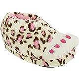 Chaussons léopard à orteils - Fille