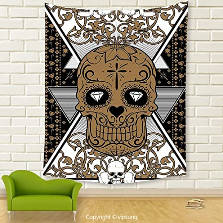 Vipsung House Decor Tapestrytattoo Decor Wise Old And Brave Viking