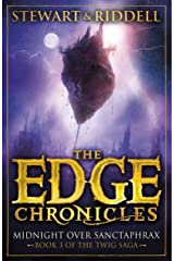 The Edge Chronicles 6: Midnight Over Sanctaphrax: Third Book of Twig Kindle Edition