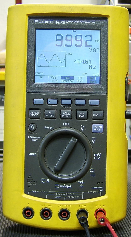 fluke 867b graphical multimeter misc voltage testers amazon com rh amazon com fluke 867b manual español Fluke Multimeter