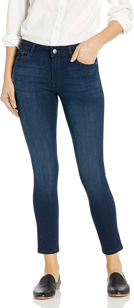 DL1961 Womens Margaux Instascuplt Ankle Skinny Jean