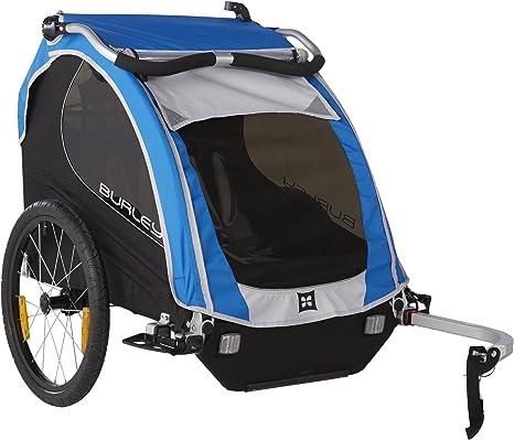 Burley Encore Bicicleta Remolque Infantil, Azul, One Size: Amazon ...