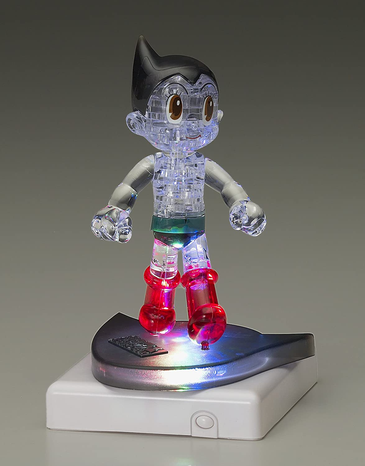 Beverly 3D Crystal Puzzle Astro Boy 40 Pieces from Japan