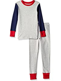 Amazon Essentials Kids' 2-Piece Pajama Set